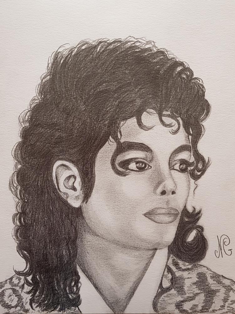 Michael Jackson por Nicky08